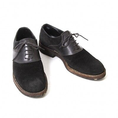 COMME des GARCONS HOMME leather suede shoes Size US 6(K-48837)