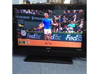 Sanyo 42 Inch LCD HD TV, Freeview, Remote. Bargain, NO OFFERS OR TIMEWASTERS