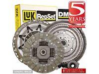 Vw Passat cc clutch kit and flywheel