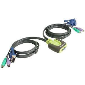 KVM 2 ports IOgear GCS62W1