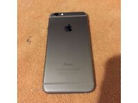 Iphone 6 16GB space grey good condition unlocked