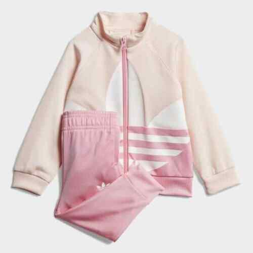 ADIDAS BABY & TODDLER BIG TREFOIL TRACKSUIT GD2650