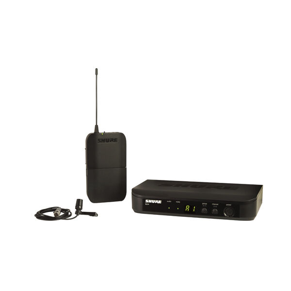 Shure BLX14CVL-H10 Wireless System with CVL Lavalier Microph