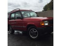 Land Rover discovery 300 TDI I automatic