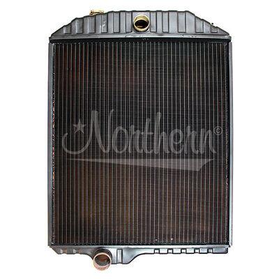 219563 John Deere Tractor Radiator Fits 4640 W Ac 4840 W Or Wo Ac