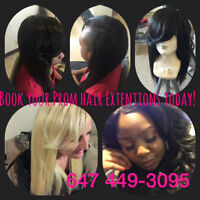Toronto Stylist!! Book Today!! WEAVES&EXTENSIONS