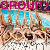 Group rates available for organic spray tans!