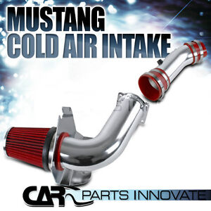 99-04 FORD MUSTANG 3.8L V6 COLD AIR INTAKE