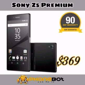 Pre owned Sony Xperia Z5 Premium @ Phonebot