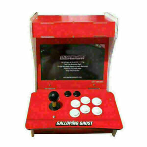 Two Side 10 Inch Screen Console 1500 in 1 9S Retro Games Arcade
