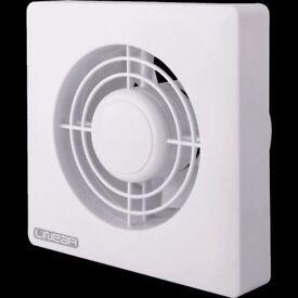 BRAND NEW PACKAGED Linear Series 4 Bathroom Fan 240v