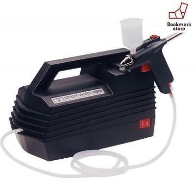TAMIYA basic compressor set with air brush 74520