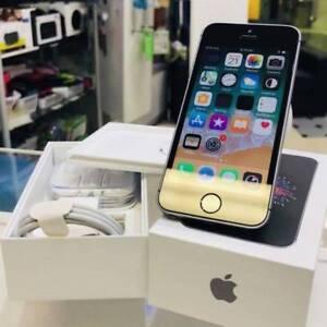 iPhone SE 64gb Space Grey warranty tax invoice Unlocked