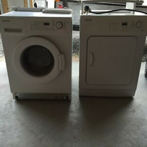 Apartment size washer dryer