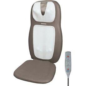 HOMEDICS SBM 500 HA Back and shoulder massager..mint condition with heat option.
