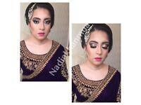 Bridal hair and makeup artist..