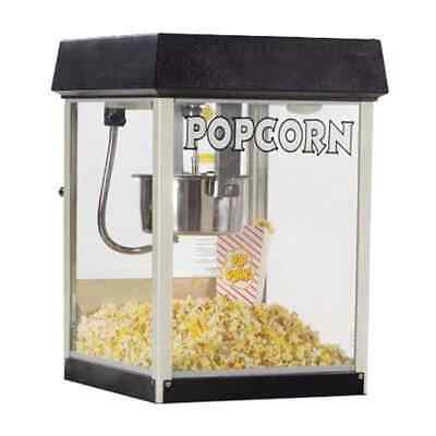Global Solutions Gs1504 Popcorn Machine W 4 Oz Kettle - Stainless Steel 120v