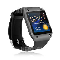 Smart Bluetooth Watch with Dialer SMS Capabilities Remote Camera