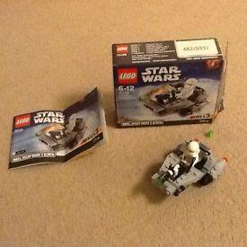 Lego Star Wars no 75126 Snowspeeder
