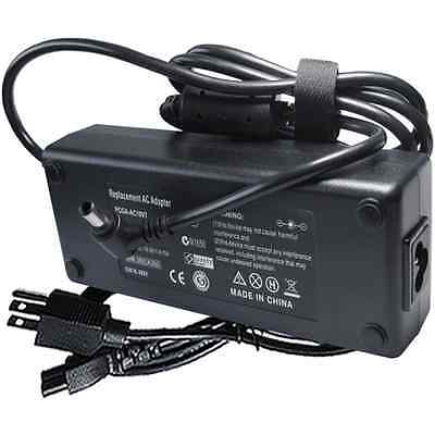 Ac Adapter Power Cord For Sony Vaio Vgn-aw235j/b Vgn-aw22...