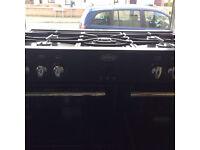 Graded belling 900 dual fuel range cooker