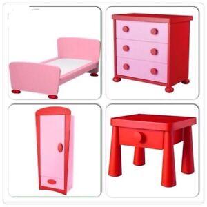 IKEA child's bedroom set