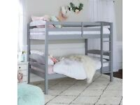 🎆💖🎆GENUINE AND NEW🎆💖🎆SINGLE-WOODEN BUNK BED FRAME w OPT MATTRESS- GRAB THE BEST