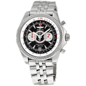 Limited edition 450/1000 BREITLING for BENTLEY SUPERSPORTS 49mm