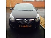 Corsa SXI A/C in excellent condition with 1 year MOT