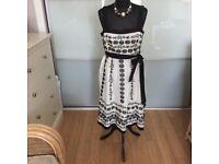Ladies designer dress by JRJ John Rocha size 14