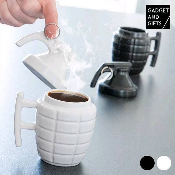 Gadget and Gifts Grenade Cup £12.99