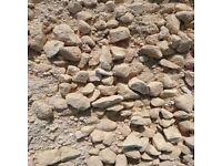 limestone hardcore 1ton