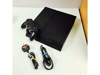 Sony PlayStation 4 Console & Game