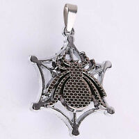 New Stainless Steel 316L Spider Web Individuality Travel pendant