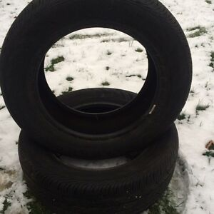 Goodyear  205/65R16*LIKE NEW Regina Regina Area image 1