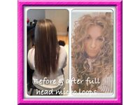 MICRO-LOOPS, MICRO RINGS AND PRE BONDED HAIR EXTENSIONS