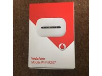 Vodaphone portabke wifi box