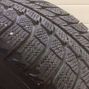 4 - X-ice Winter Tires 235/60R/16 on rims