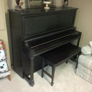 Upright Piano - great shape