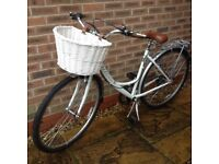 Dutch Style Ladies/Girls Viking Hybrid Bike/Town & Country use.