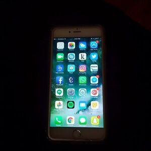 Mint iPhone 6s+ 128gb factory unlocked