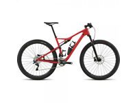 Specialized EPIC FSR EXPERT CARBON 29 Mountainbike 2015 - gloss satin red