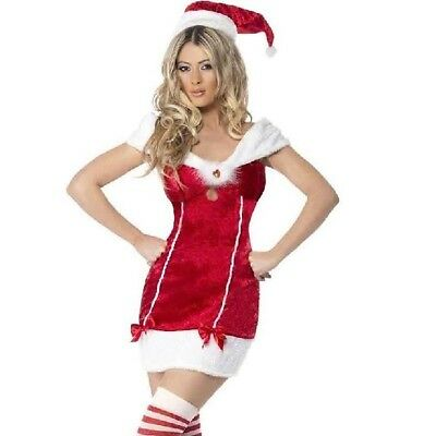 - Damen Santa Fancy Dress Kostüme