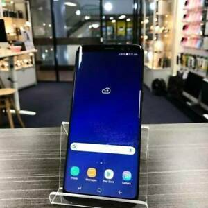 GOOD CONDITION SAMSUNG S8 64GB BLACK UNLOCKED WARRANTY INVOICE Nerang Gold Coast West Preview