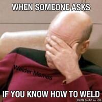 Can You Even Weld Bro?