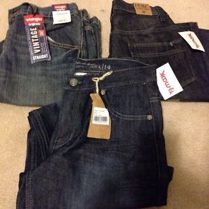 Brand new boys jeans - 3 pair size 14