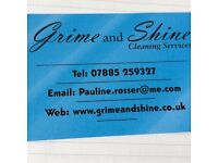 GRIME AND SHINE DOMESTIC CLEANING SERVICES