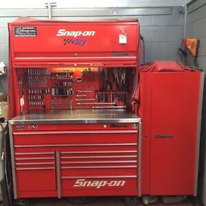Snap on Toolbox / Coffre d'outils Snap-on