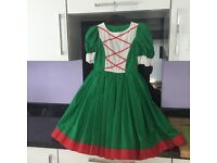 Highland Dancing Irish Jig Dress
