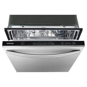 Samsung stainless dishwasher for sale